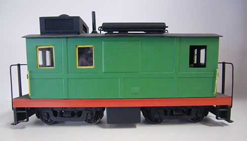 Light Rail Products: Diesel Locomotive Conversion